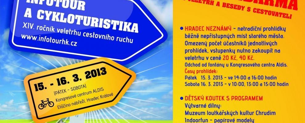 Infotour 2015 Hradec Králové