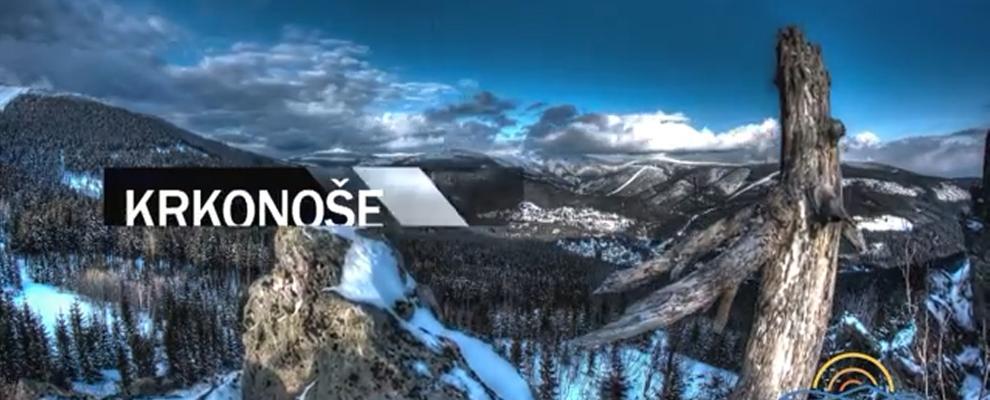 Nové video z Krkonoš