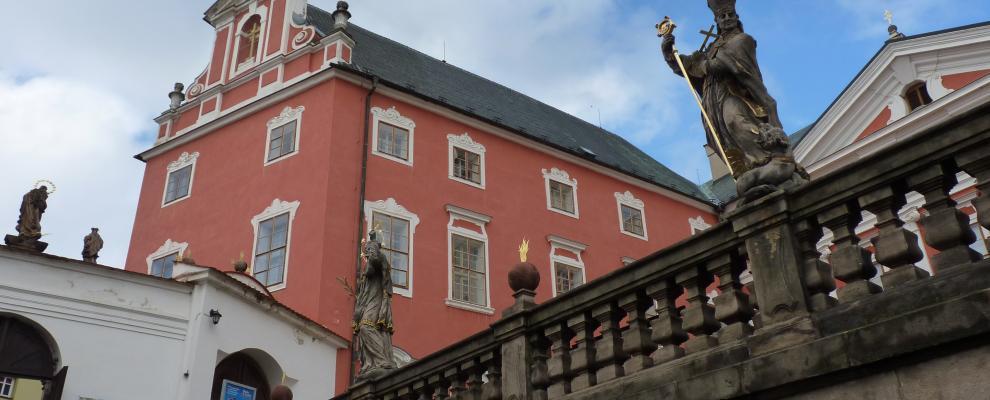 Broumovský klášter ožívá