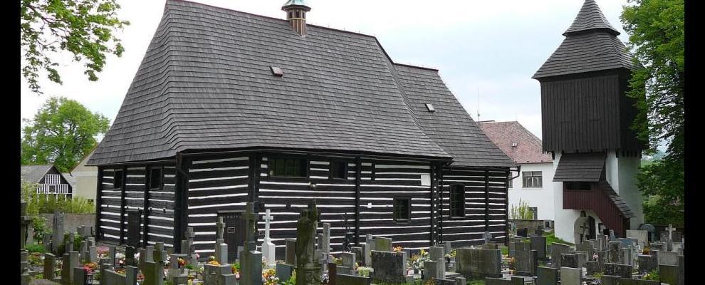 Kostelík sv. Jana Křtitele, Slavoňov