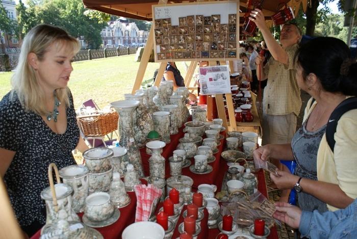 Nábřeží keramiky a skla