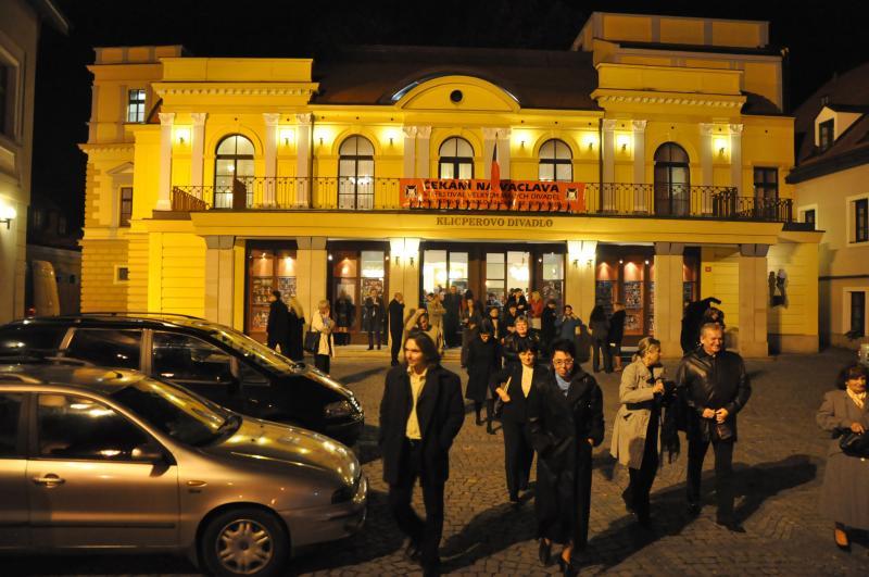 XI. divadelní festival Čekání na Václava