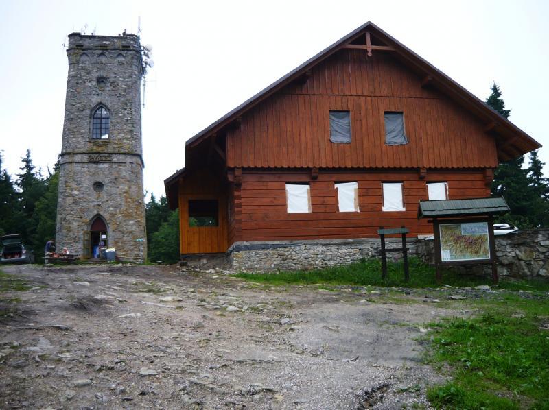 47. ročník běhu do vrchu Jilemnice - Žalý