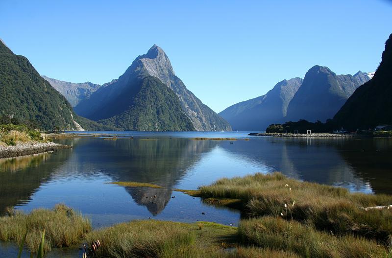 Cestopisné promítání - Nový Zéland