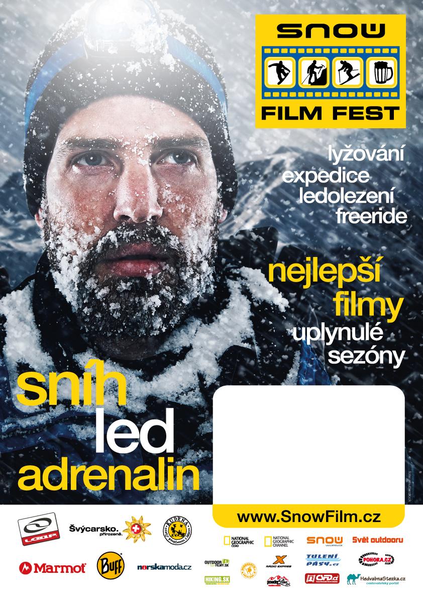 Snow film fest Hradec Králové