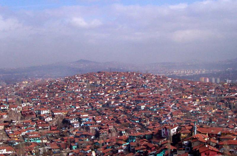 Ankara - cestopisné promítání