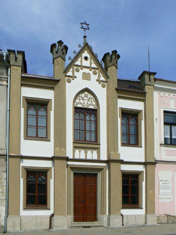 Setkání v synagoze