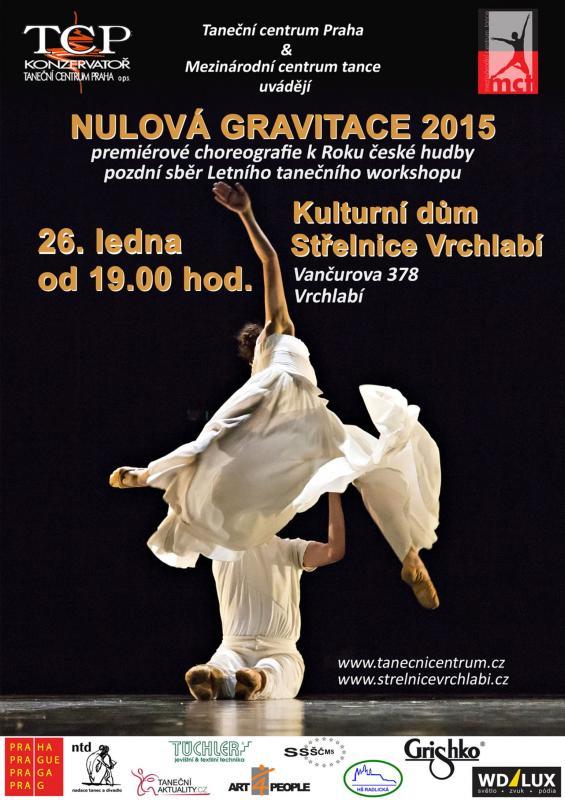 Nulová gravitace - balet
