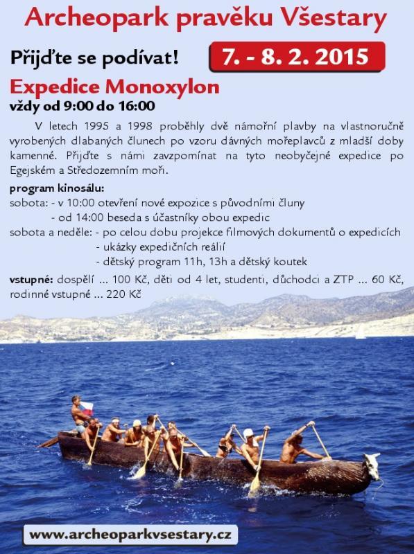 Expedice Monoxylon