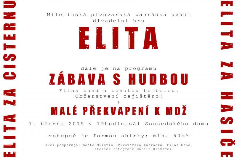 ELITA ZA CISTERNU