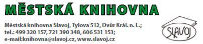 Přehled akcí knihovny Slavoj únor 2015