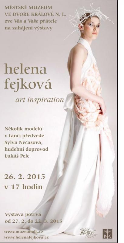 Helena Fejková - Art inspiration