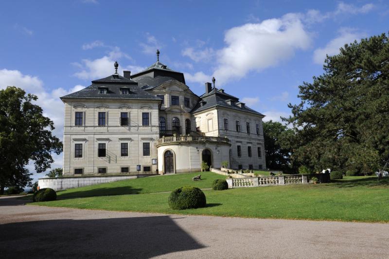 Velikonoce na zámku Karlova Koruna