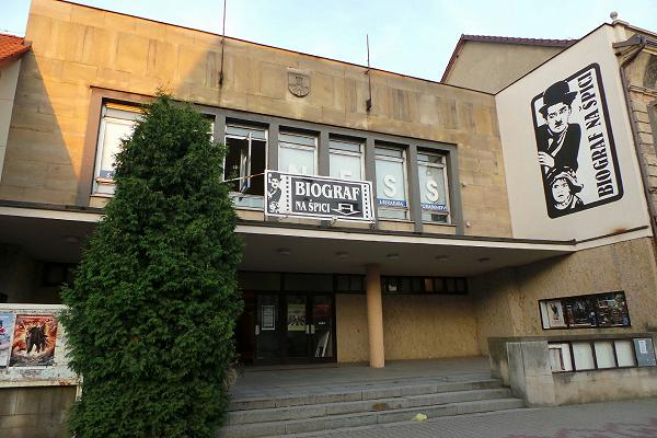 Program Biografu Na Špici - BŘEZEN 2015