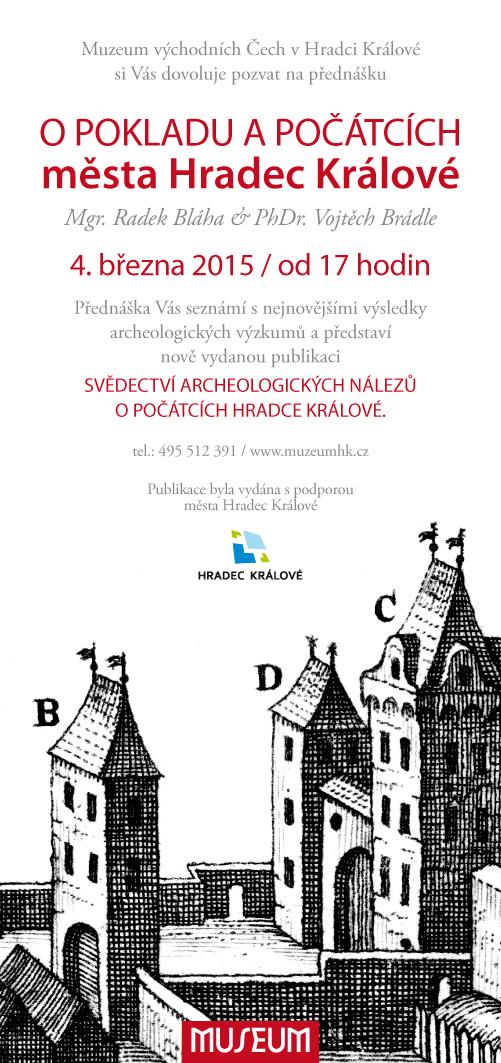 O pokladu a počátcích města Hradce Králové