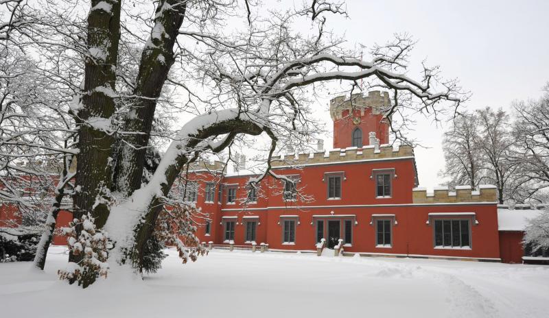 Vánoce na zámku Hrádek u Nechanic
