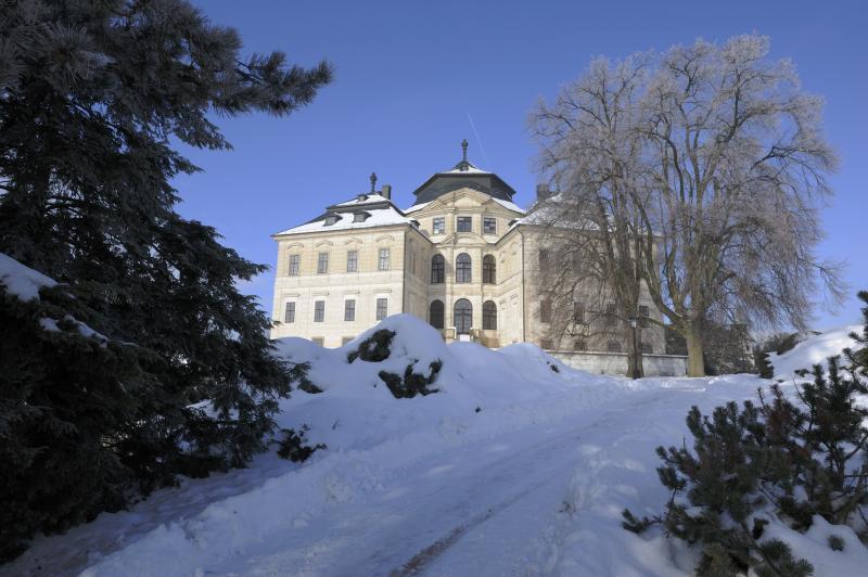 Vánoce na zámku Karlova Koruna