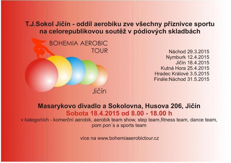 Bohemia aerobic tour