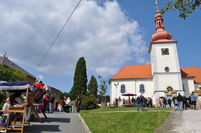 Slavnosti sv. Bartoloměje v Chodovicích
