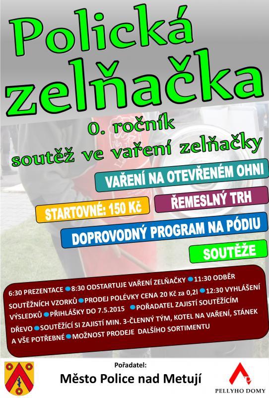 Polická zelňačka - 0. ročník