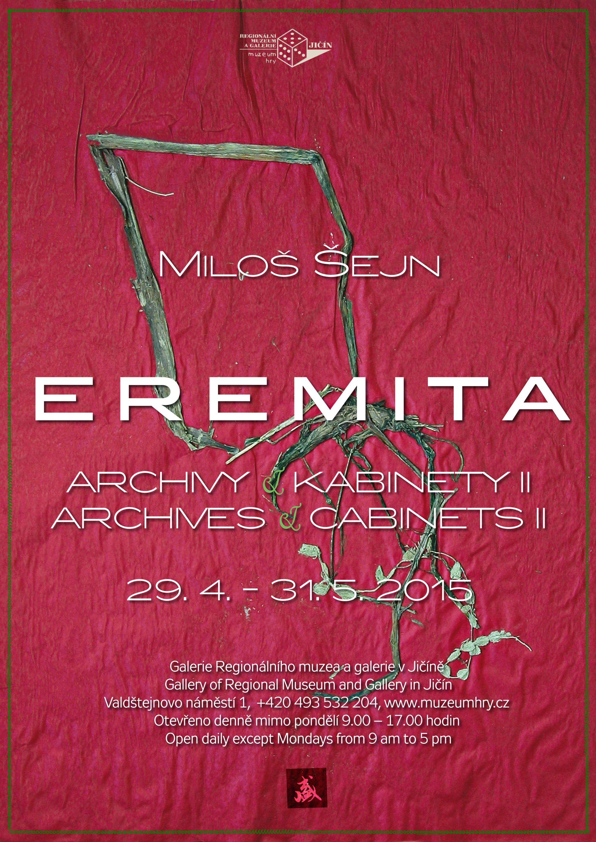 EREMITA: Archivy a kabinety II