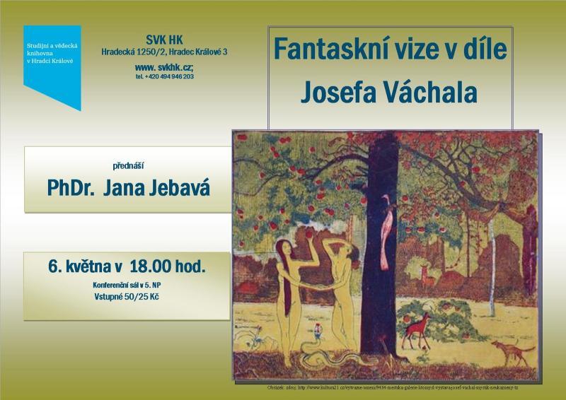 Fantaskní vize v díle Josefa Váchala