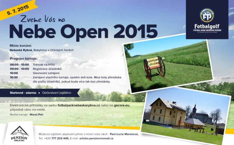 Nebe Open 2015