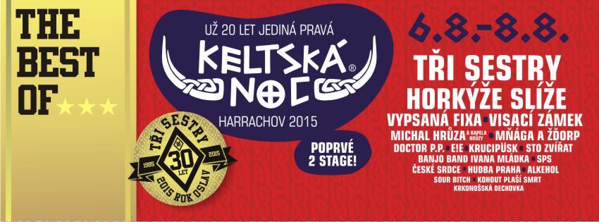 Keltská noc - hudební festival