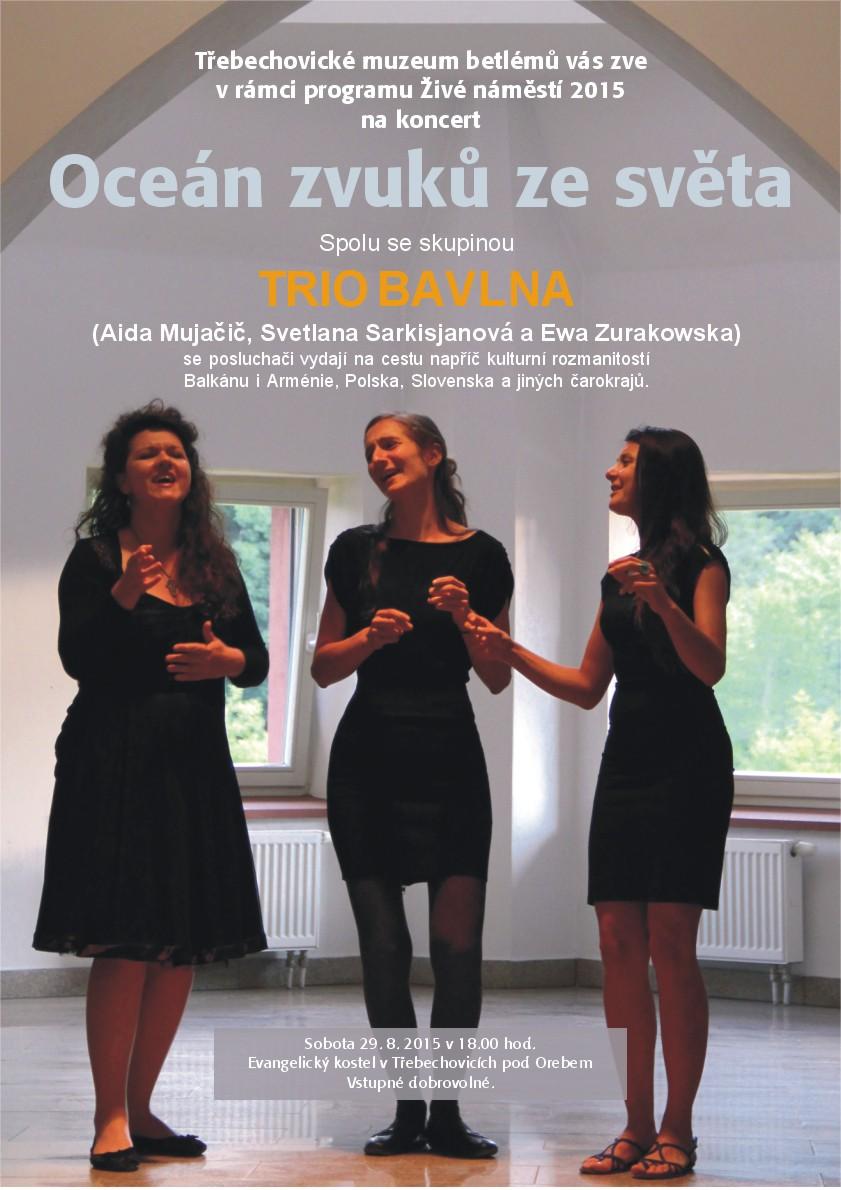 Trio Bavlna