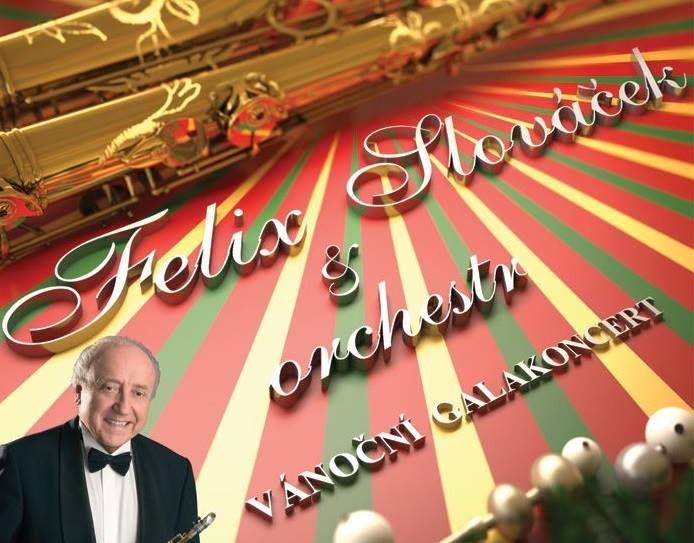 Vánoční koncert Felixe Slováčka