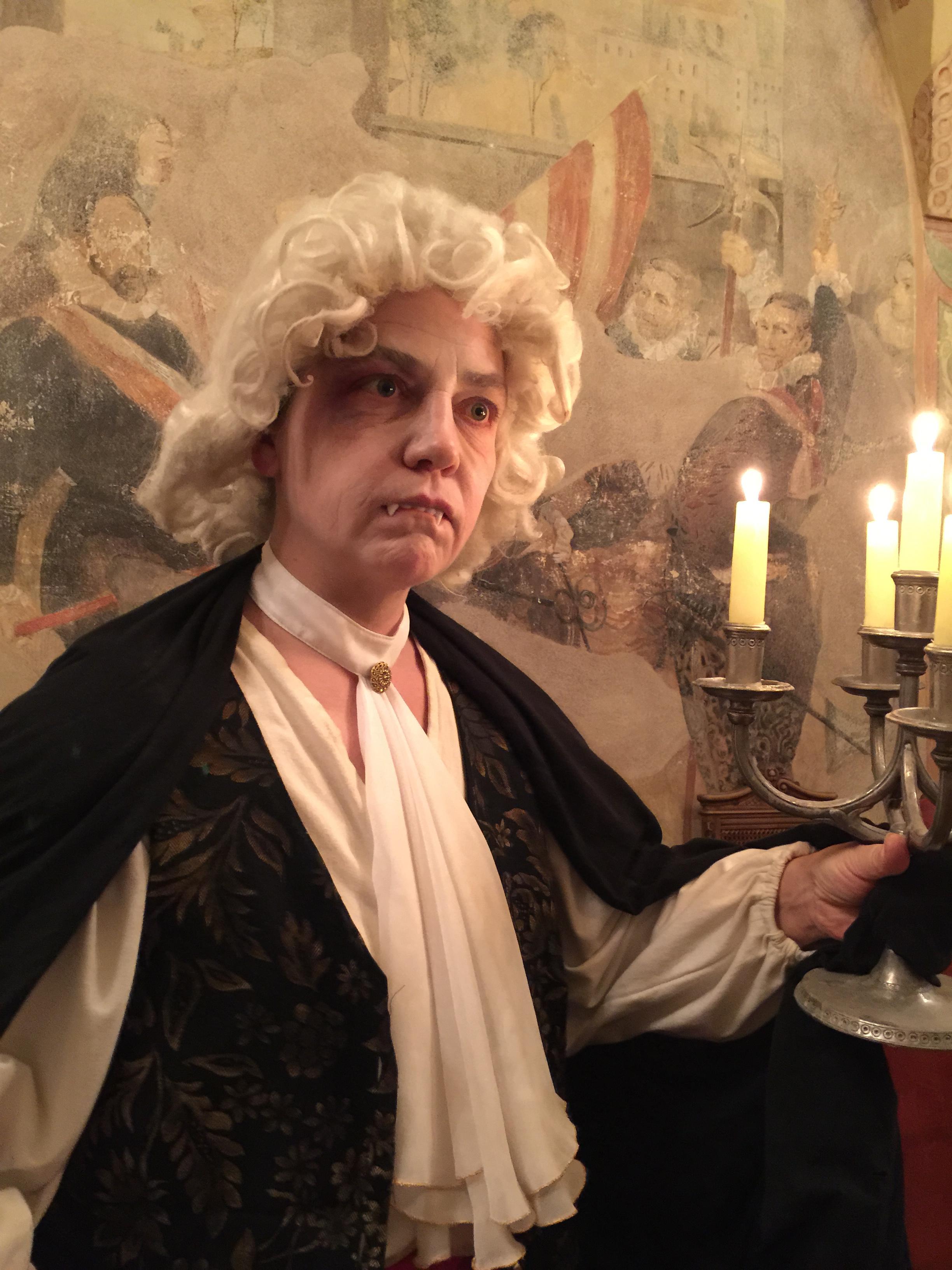 Strašidelné soboty s čarodějnicí Žizeldou a pohádkové neděle na zámku Dětenice
