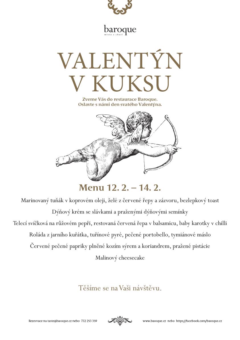 Valentýn v Kuksu