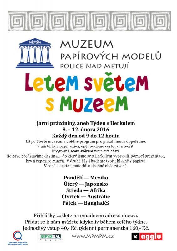 Letem světem s muzeem